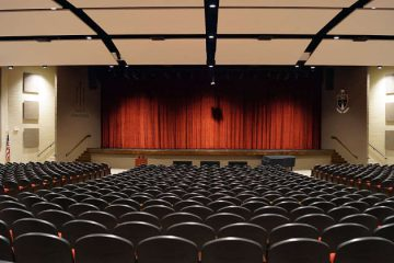 Auditorium Sound and Video Systems