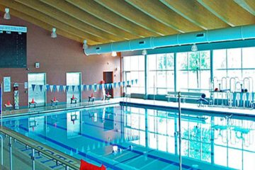 Passaic County Technical Institute Pool Sound System