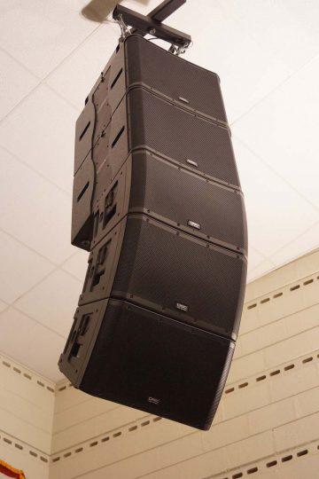 Auditorium Loudspeakers
