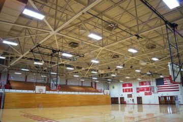 Cherry Hill East Gym Sound System