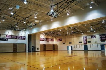 Eastern High School Gym Sound System