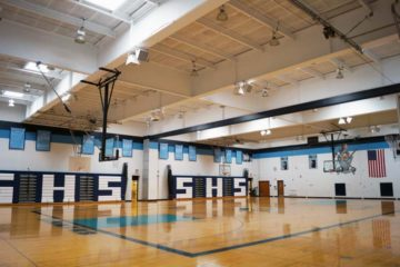 Shawnee High School Gym Sound System