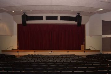 South Brunswick Theater Sound System