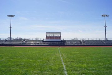 High School Stadium Sound System