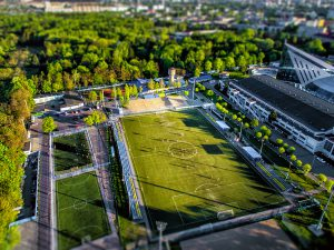 Constructing a New Sports Complex Be Sure to Consider These Important Factors