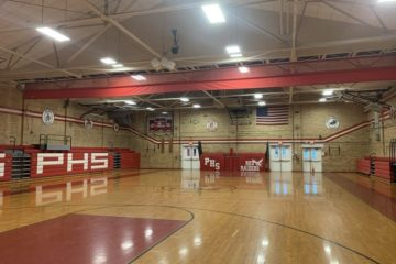 Paulsboro High School Gym Sound System