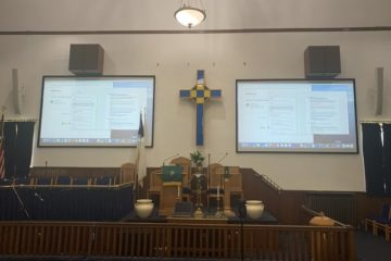 Parkside United Methodist Church Sound and Video System