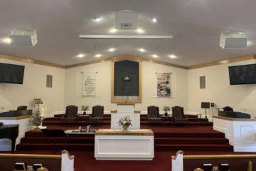 Sound and Streaming System Kingsway Baptist NJ